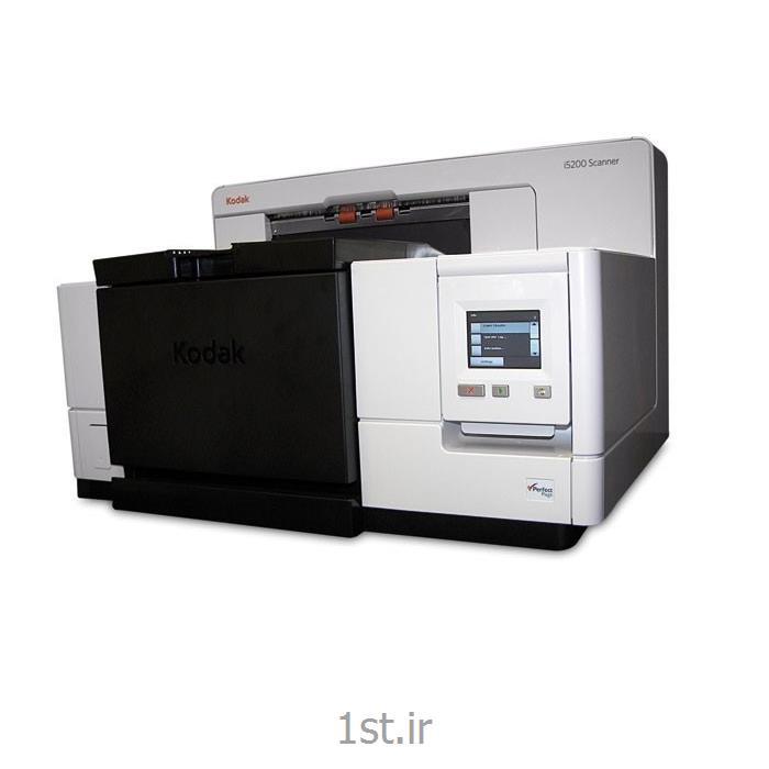 عکس اسکنراسکنر سرعت بالا کداک مدل Kodak i5200V
