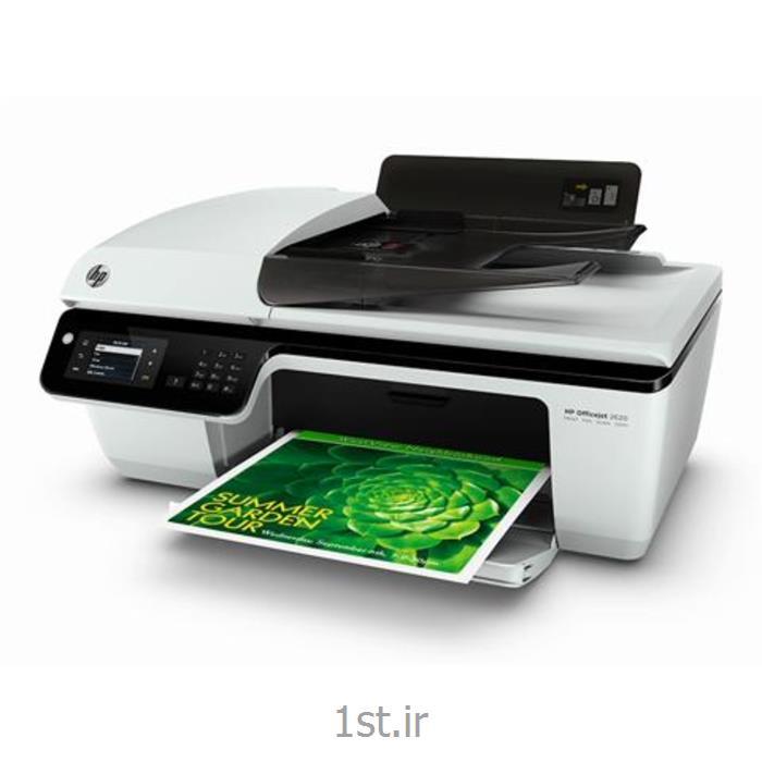 عکس چاپگر (پرینتر)پرینترجوهر رنگی اچ پی آفیس جت HP Officejet 2620 Multifunction Inkjet Printer