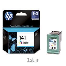 کارتریج جوهر افشان اچ پی 141 رنگی hp 141 color
