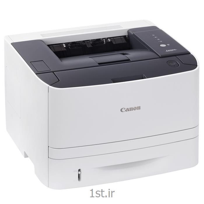 عکس چاپگر (پرینتر)پرینتر سیاه و سفیدکانن مدل Canon i-SENSYS LBP6310dn Laser Printer