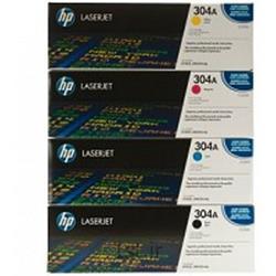 کارتریج لیزری اچ پی HPColour Laser Printer 304A