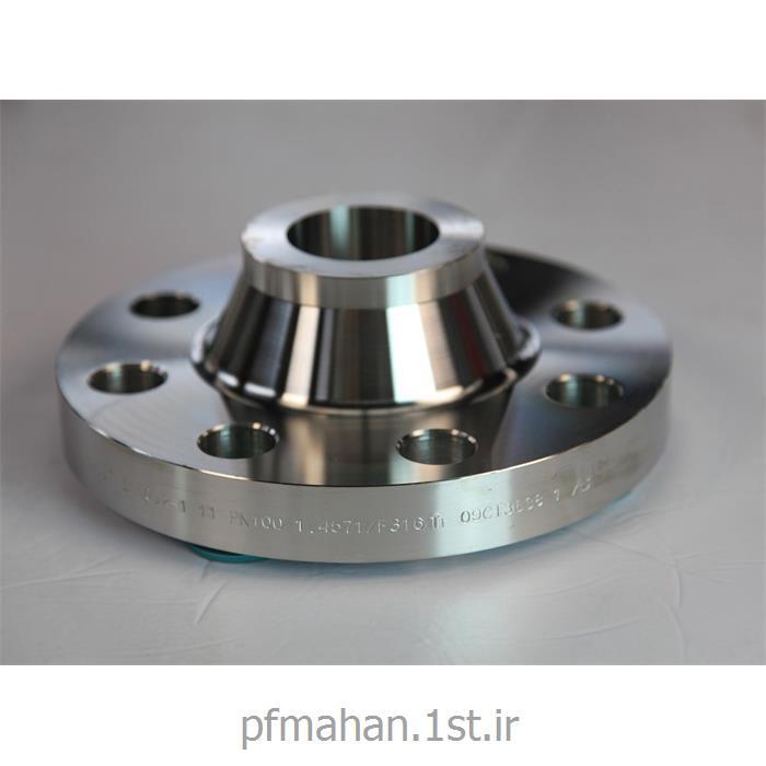 عکس سایر محصولات فولادیفلنج گلودار w.n کلاس 300 سایز 1/4 1 اینچ