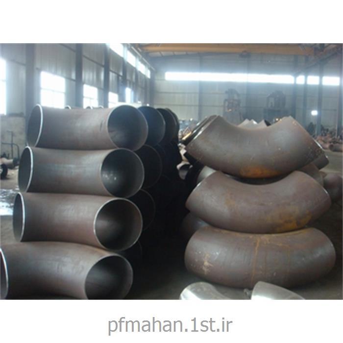 عکس سایر محصولات فولادیزانو 90 درجه جوشی B.W رده 40 سایز 1/2 اینچ