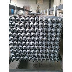 عکس سایر تجهیزات سرمایشی و گرمایشیفین تیوبfin tube آلومینیومی اکسترود درپتروشیمی(نیروگاهها) از شرکت آروین تاو