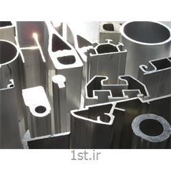 عکس پروفیل آلومینیومپروفیل آلومینیومی با روش اکستروژن از شرکت آروین تاو