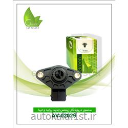 عکس سنسور های خودروسنسور دریچه گاز زیمنس جدید پراید (Green)