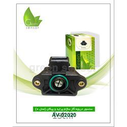 عکس سنسور های خودروسنسور دریچه گاز ساژم پراید مدل بوش (Green Sensor )