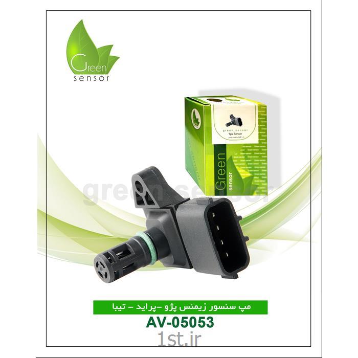 مپ سنسور CNG  پراید ( Green Sensor )