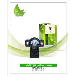 عکس سنسور های خودروسنسور دریچه گاز دو شاخ ای اف 7 (Green sensor)
