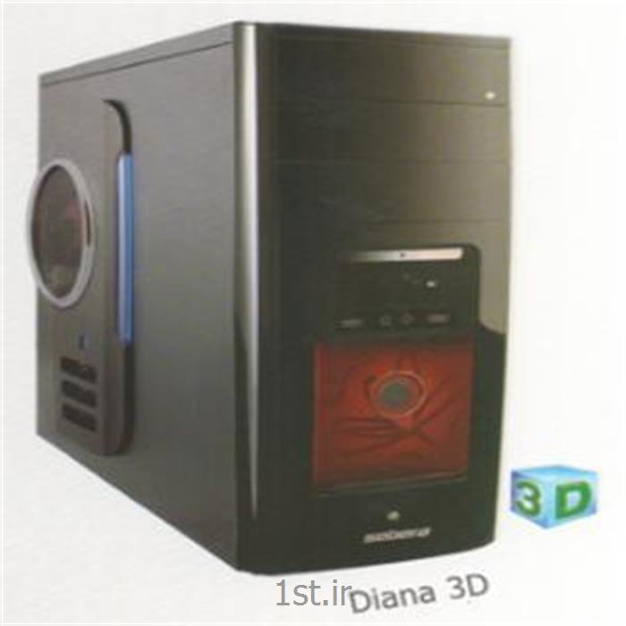 کیس دیانا مدل سه بعدی - Diana Case 3D
