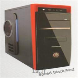 عکس کیس کامپیوترکیس سرعت مدل مشکی قرمز - Dragon Case Speed Black Red
