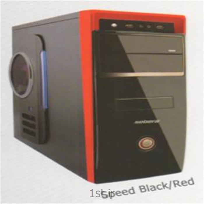 کیس سرعت مدل مشکی قرمز - Dragon Case Speed Black Red