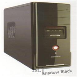 عکس کیس کامپیوترکیس سایه مشکی سبرا - Sebera Case Shadow Black