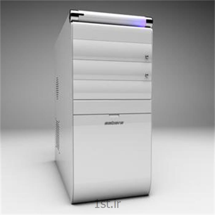 عکس کیس کامپیوترکیس سبرا مدل سفید - Sebra white Case