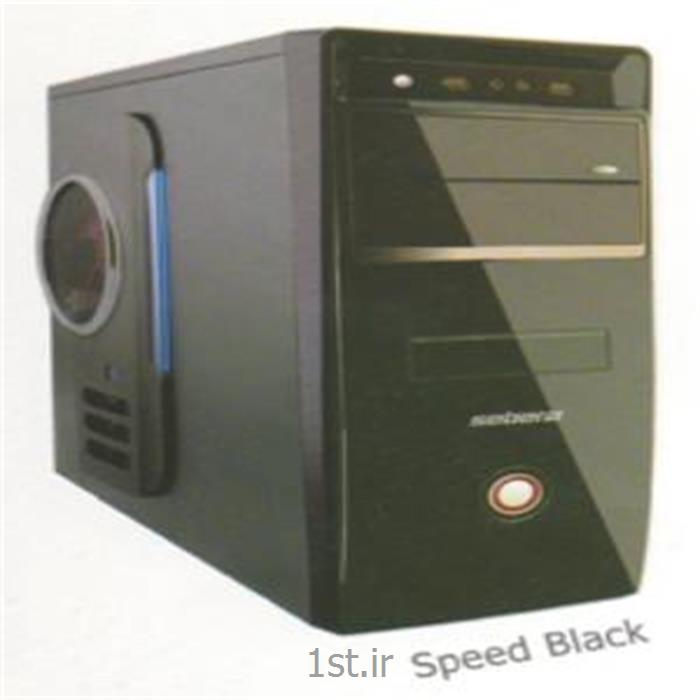 عکس کیس کامپیوترکیس سرعت مدل مشکی - Dragon Case Speed Black