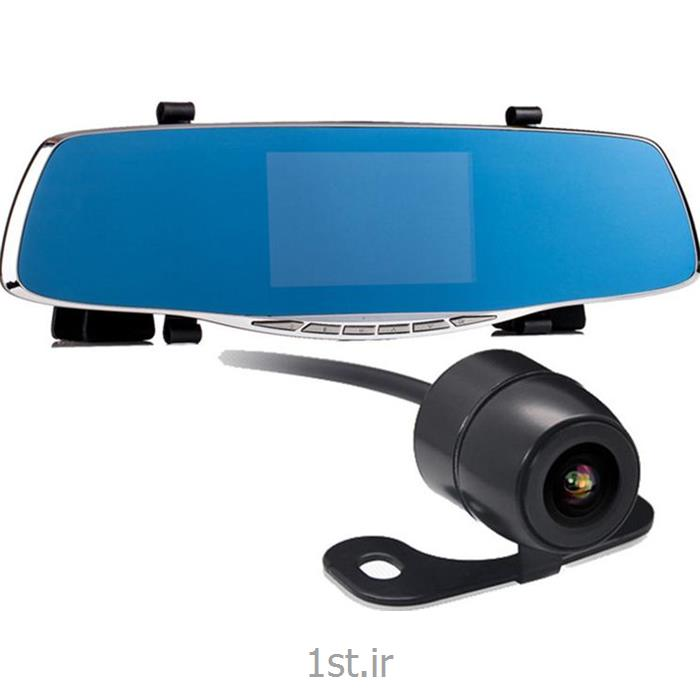 آینه هوشمند و ضد سرقت  اندروید و سیم 3G خودرویی مدل B