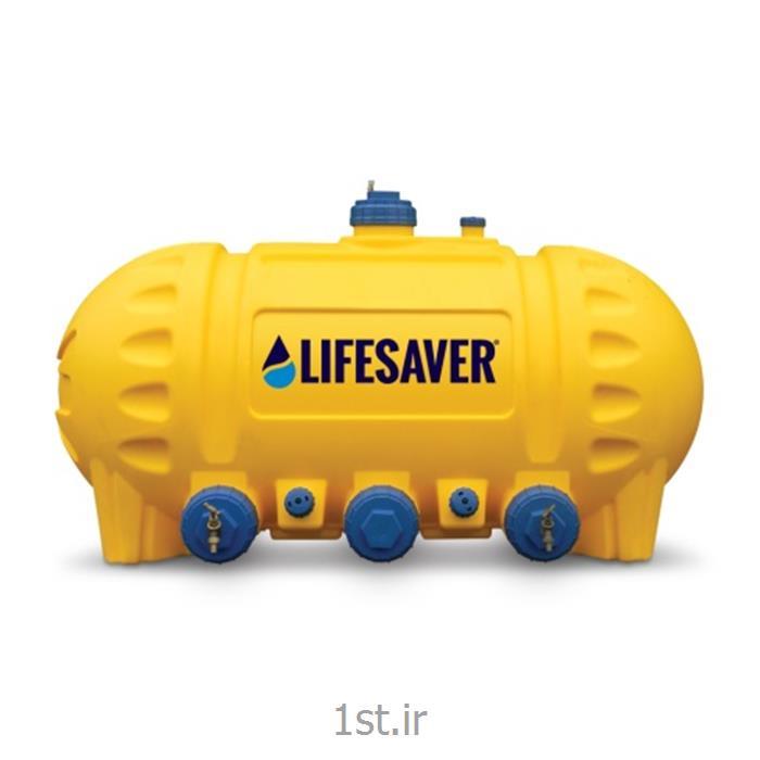 جزئیات مخازن C2,C1 لایف سیور (life saver) مدل 004