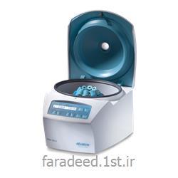 عکس سانتریفیوژ آزمایشگاهی (دستگاه گریز از مرکز)میکروسانتریفیوژ ساده و یخچالدار رومیزی مدل MIKRO220/220R کمپانی HETTICH آلمان