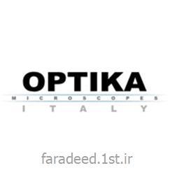 میکروسکوپ نوری آموزشی و تحقیقاتی سه چشمی مدل B-383PHi کمپانی OPTIKA ایتالیا
