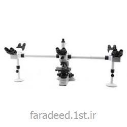 عکس میکروسکوپ هامیکروسکوپ آموزشی و تحقیقاتی استاد و دانشجو مدل B-500Ti-5
