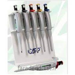 سمپلر آزمایشگاهی تک کاناله متغیر 20ul -200 ul کمپانی CAPP دانمارک