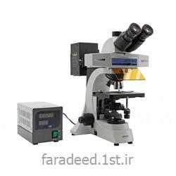 عکس میکروسکوپ هامیکروسکوپ اینورت فلورسنت مدل IM3FL/3FL4