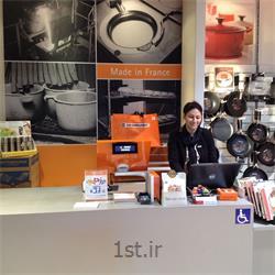 عکس میز صندوق فروشگاهی (صندوق پول و کشوی فروشگاهی)صندوق فروشگاهی لاکچری فرانسه Sango مدل D2550