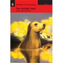 کتاب داستان انگلیسی به همراه سی دی Penguin Level 1: The Golden Seal