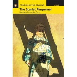 کتاب و سی دی داستان انگلیسی Penguin Level2: The Scarlet Pimpernel