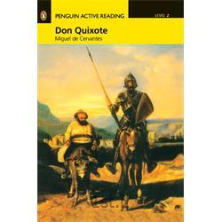 کتاب داستان انگلیسی به همراه سی دی Penguin Level 2: Don Quixote