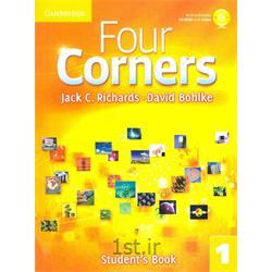 کتاب و سی دی آموزشی زبان انگلیسی Four Corners 1 Student's Book