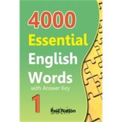 کتاب 4000Essential English Words Book 1 with Answer Key + CD