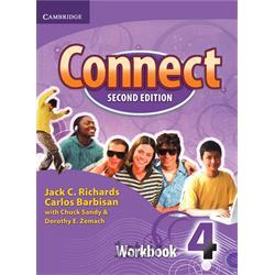 کتاب آموزش زبان انگلیسی Connect 4 Workbook 2nd Edition