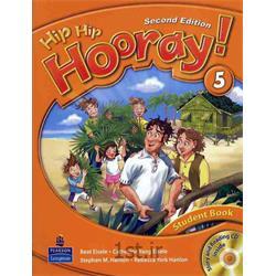 کتاب آموزش زبان انگلیسی Hip Hip Hooray 5 Student Book 2nd Edition + CD