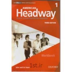 کتاب زبان انگلیسی American Headway 1 Student's Book 3rd Edition