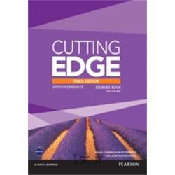 کتاب Cutting Edge Third Edition Upper _ Intermediate Students' Book+CD