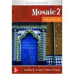 کتاب زبان انگلیسی Mosaic 2 GRAMMAR Silver Edition
