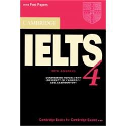 کتاب زبان انگلیسی Cambridge IELTS 4 with Answers