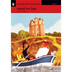 کتاب داستان انگلیسی به همراه سی دی Penguin Level 1: Island for Sale