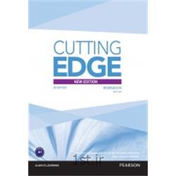کتاب زبان انگلیسی Cutting Edge New Edition Starter Work Book
