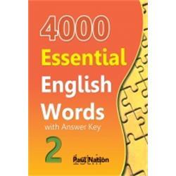 کتاب 4000Essential English Words Book 2 with Answer Key + CD