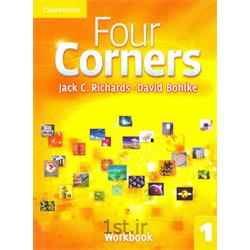 کتاب آموزشی زبان انگلیسی Four Corners 1 Workbook