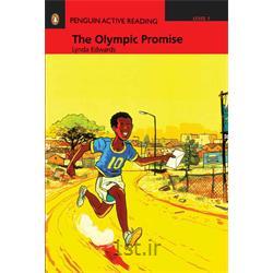 کتاب داستان انگلیسی با سی دی Penguin Level 1: The Olympic Promise