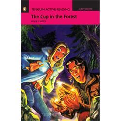 عکس آموزش زبانکتاب داستان انگلیسی با سی دی Penguin EasyStarts: The Cup in the Forest