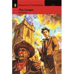 کتاب داستان انگلیسی به همراه سی دی Penguin Level 1: The Crown