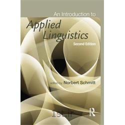 کتاب زبان انگلیسی An Introduction to Applied Linguistics 2nd Edition