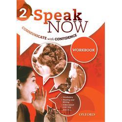 کتاب و دی وی دی آموزش زبان انگلیسی Speak Now 2 Workbook