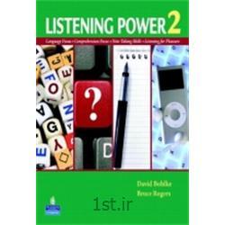 کتاب زبان انگلیسی Listening Power 2