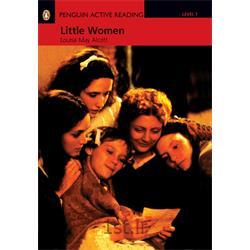 کتاب داستان انگلیسی با سی دی Penguin Level 1: Little Women