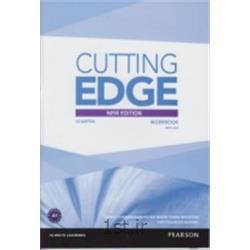 عکس آموزش زبانکتاب زبان انگلیسی Cutting Edge Starter Workbook 3rd Edition